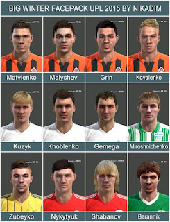 FACEPACK UPL 2015 BY NIKADIM PES 2013