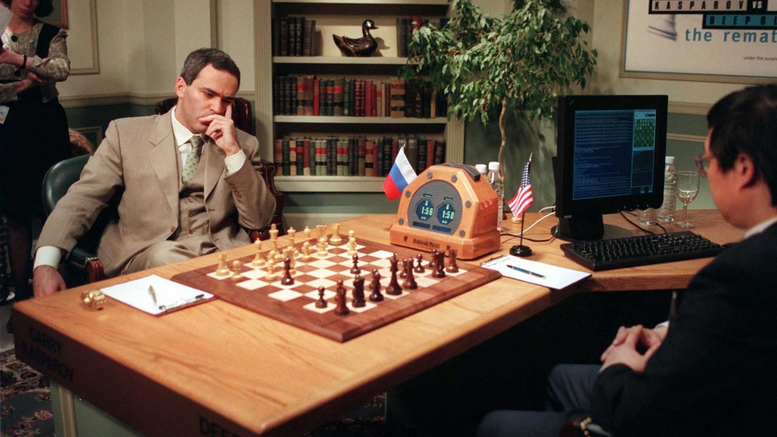 Gary Kasparov vs. Deep Blue