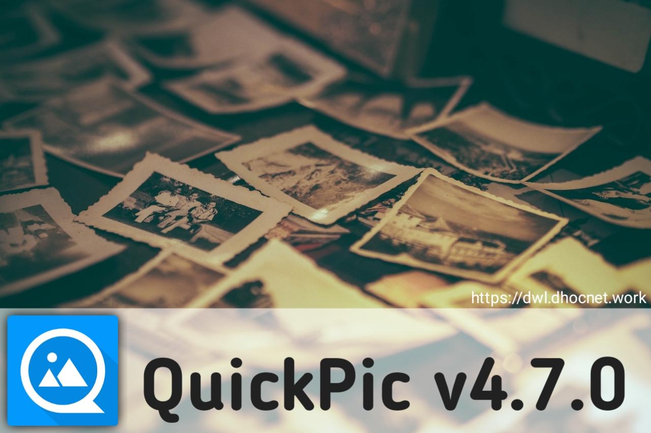 QuickPick v4.7.0 APK