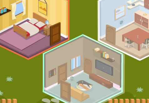 Play EightGames Isometric Hous…