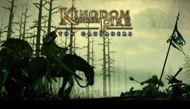 Kingdom Under Fire The Crusaders is a hybrid game combining RPG and RTS elements.