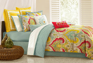 Echo Jaipur Cal King Comforter Set