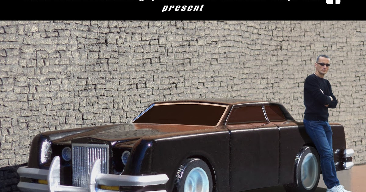 La Scrivania Di Giovanni La Macchina Nera 1977 In Scala 1 18 Prototipo Stampato In 3d