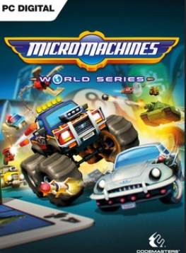 Micro Machines World Series PC Full Español