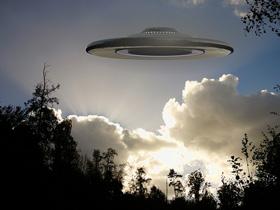UFO…?(素材)
