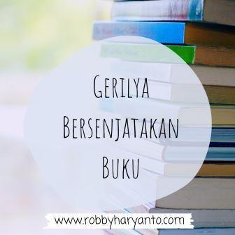 Gerilya Bersenjatakan Buku