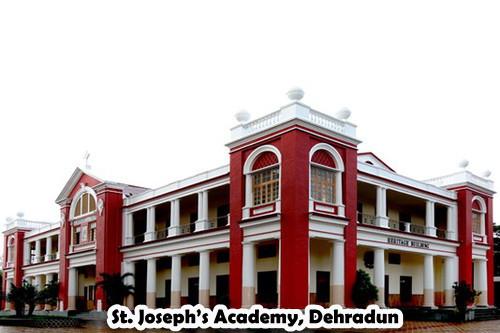 St. Joseph's Academy, Dehradun