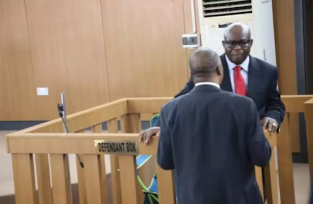 Drama At CCT As Onnoghen's Witness Comes To Court With Written 'Expo'