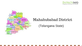 Mahabubabad District