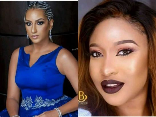 Juliet Ibrahim blast Tonto Dikeh after she threatened to expose her dirt secret