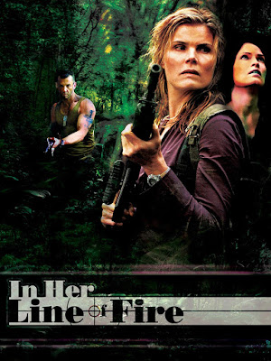 In Her Line of Fire (2006) [Dual Audio] [Hindi-Eng] 720p WEB-DL HEVC x265 ESub