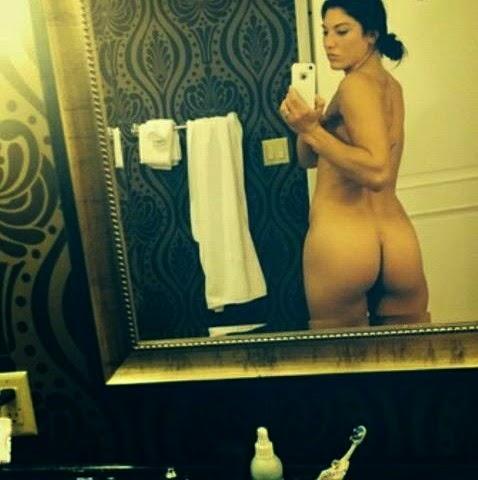 Hope solo nude selfie