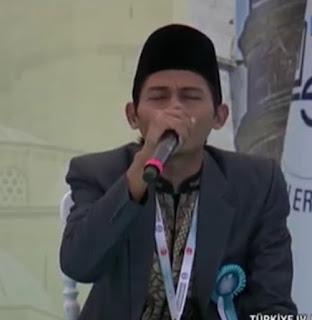 Mp3 Tilawah H. Zaenal Abidin - Surat Al Isro' Ayat 9