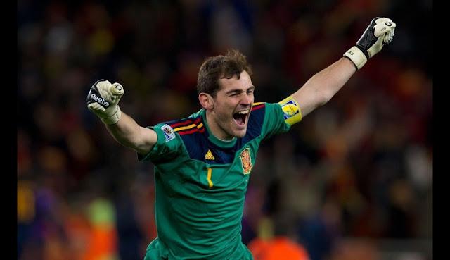 Íker Casillas decide colgar los guantes de fútbol