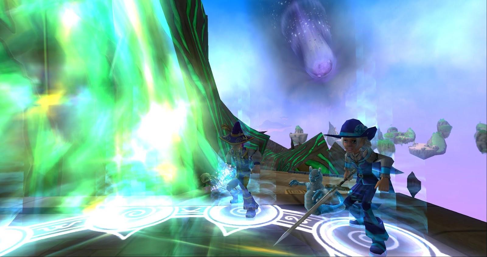 Wizard101 storm spells duelist101