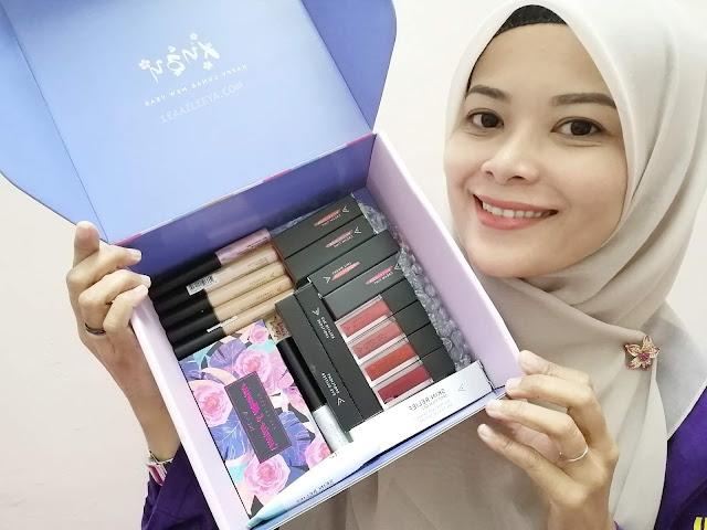 Simple Makeup Dengan Althea Makeup Collection