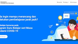 Ikutan Yuk! Webinar Gratis Guru Belajar Angktan V, Bersertifikat 64 Jam Pelajaran