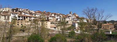 Zorita del Maestrazgo, provincia de Castellón.