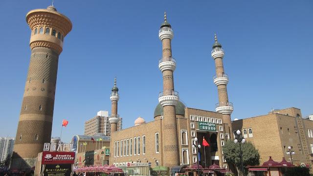 Journey: Mengalahkan Ketakutan di Urumqi