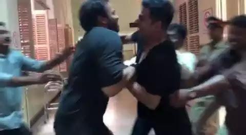 Akshay and Rohit scramble on set of Suryavanshi
