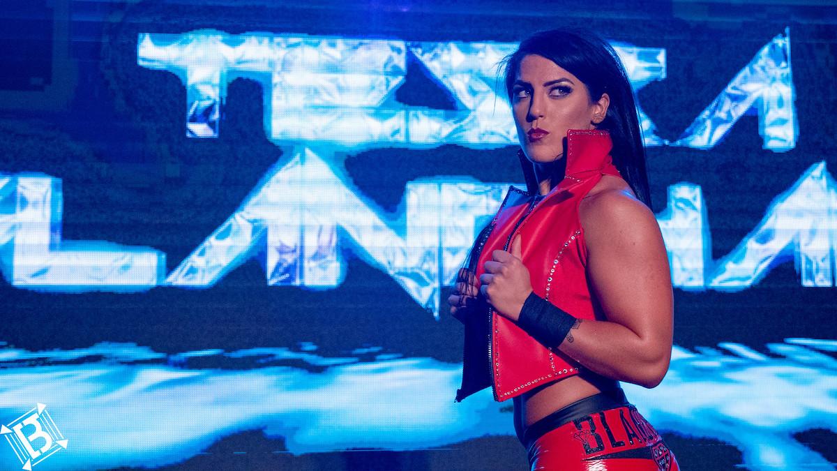 Tessa Blanchard incita possível ida para o WWE NXT