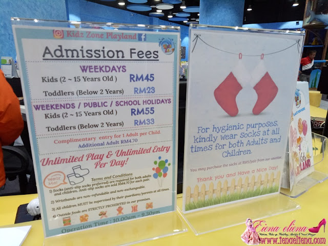 kid zone melawati mall