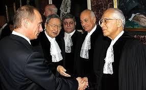 अंतरराष्ट्रीय न्यायालय में भारतीय न्यायाधीश