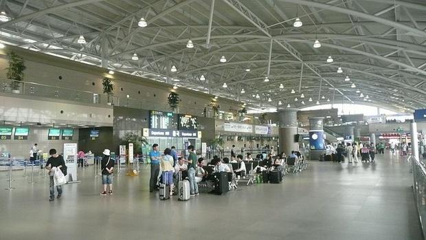 Gimhae International Airport, Busan, South Korea