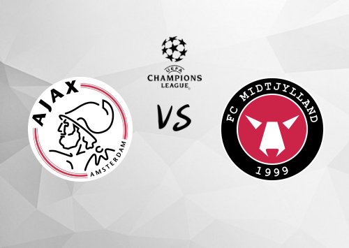 Ajax vs Midtjylland  Resumen