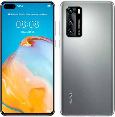 Huawei P40 Specifications