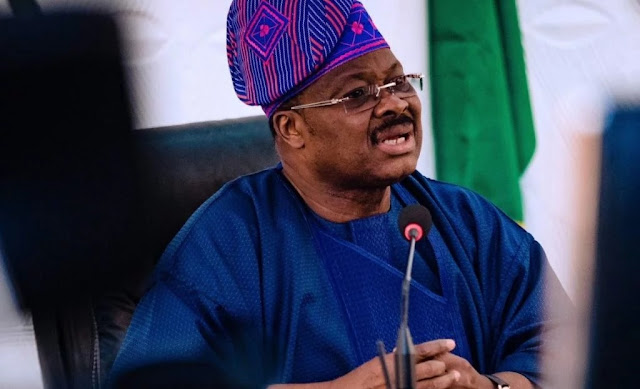 APC NWC disowns Gaidom, affirms Ajimobi as acting national chairman