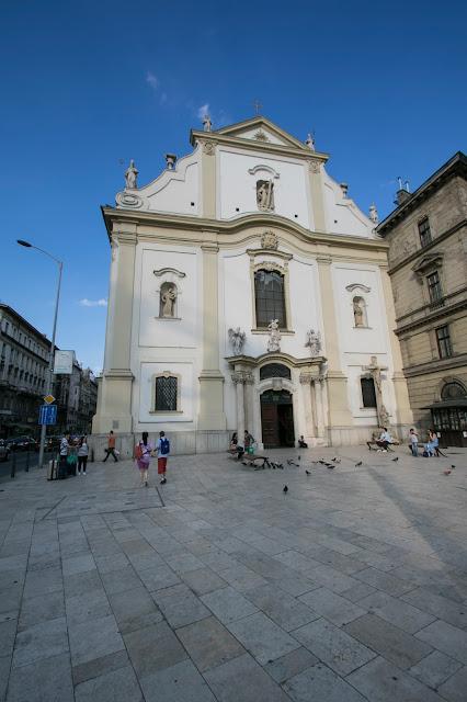 Chiesa-Budapest