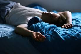 Tidur sendirian