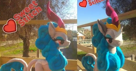 Equestria Daily Mlp Stuff Kirin Queen Already Plushified