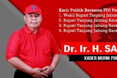 Media Center Safrial Yakin, Rekomendasi DPP PDIP untuk Pasangan FU-Safrial.
