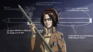 Hellominju.com : 進撃の巨人 ハンジゾエ 雷槍 Attack on Titan Hanji Zoe
