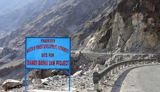 Diamer-Bhasha dam contract given to FWO and Power China joint endeavor