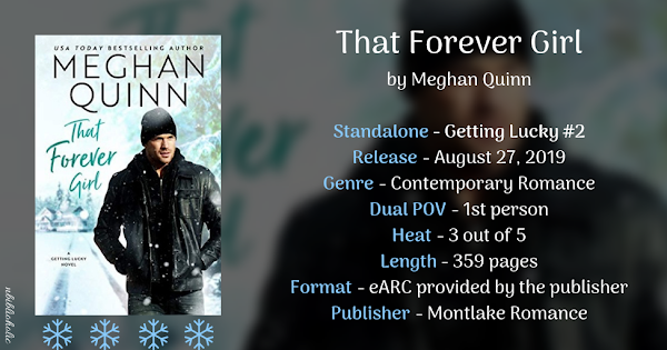 THAT FOREVER GIRL by Meghan Quinn