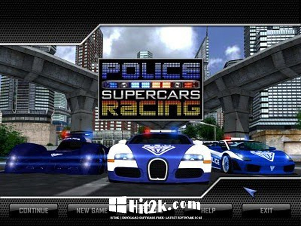 Police Supercar Racing Pc Game Free Download