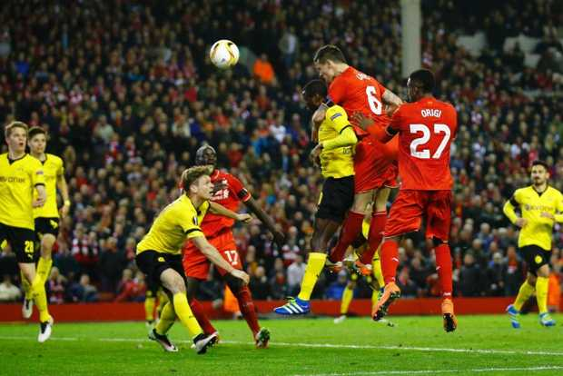 Jadwal Prediksi Liverpool vs Borussia Dortmund