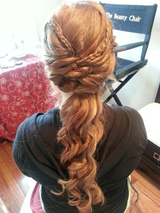 Impressive Renaissance Hairstyles The Haircut Web