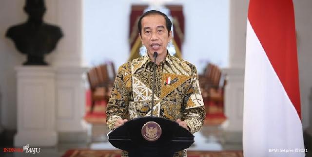 Jokowi Masih Optimis Tahun Ini Ekonomi Indonesia Bisa Bangkit