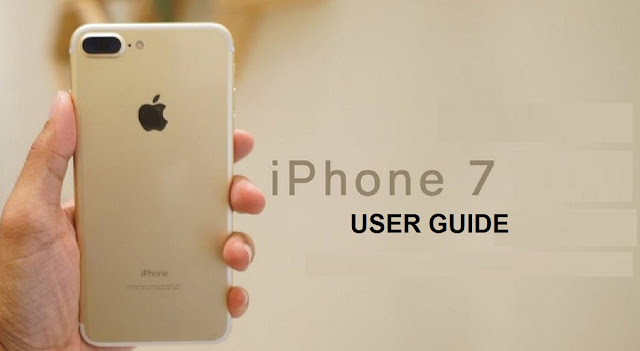 iPhone 7 User Manual and User Guide