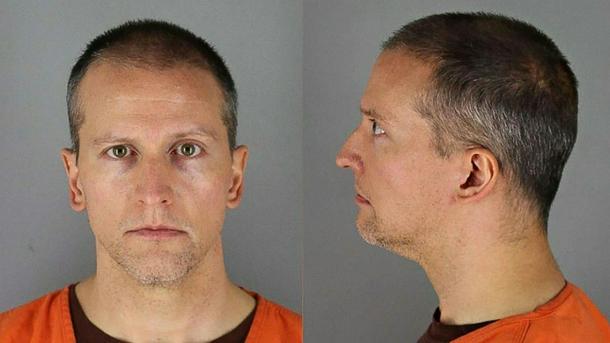 Fianza fijada en $ 1 millón para policía acusado de asesinato de Floyd