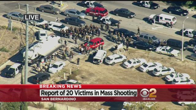 The San Bernardino Mass Shooting