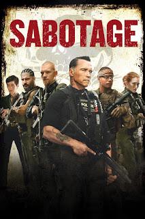 Sabotage 2014 Dual Audio 720p BluRay