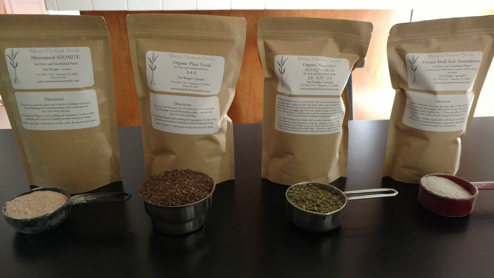 DIY Organic Liquid Fertilizer Mix Posted on 04 Sep 20:43 , 3 comments