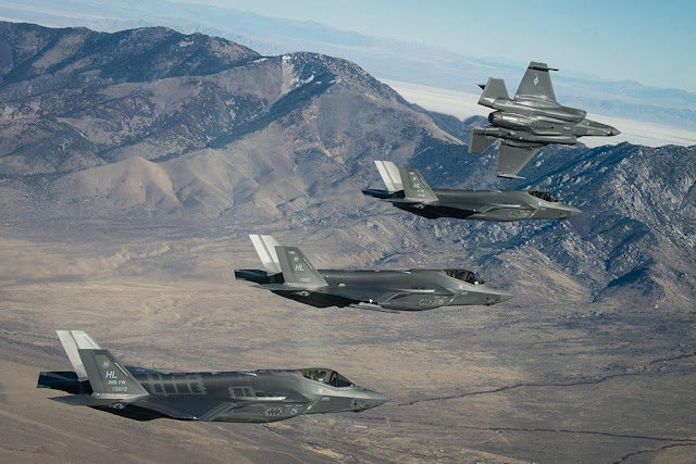 Pentagon looks new F-35 customers
