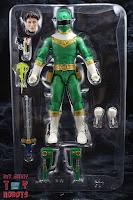 Power Rangers Lightning Collection Zeo Green Ranger Box 05