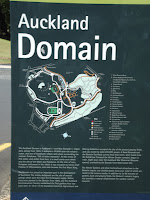 Welcome to the Auckland Domain! - Auckland, New Zealand